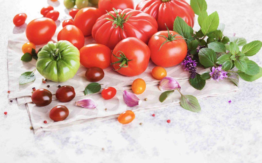 Sauce à pizza aux tomates fraiches